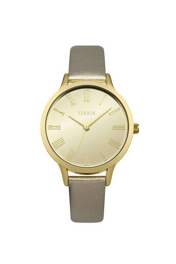Oasis, OASIS DIAL WATCH Gold 0