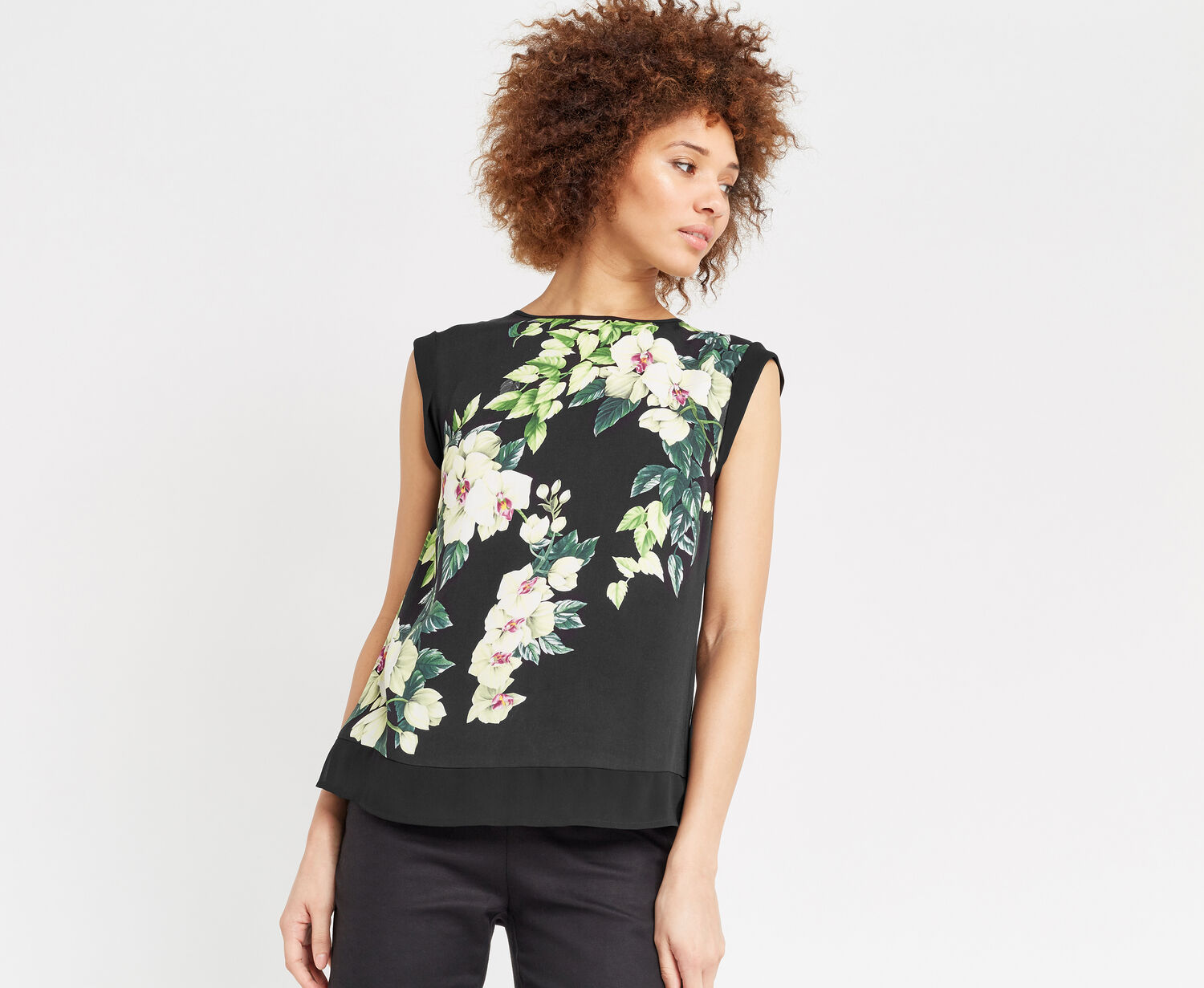 Oasis, TROPICAL BOTANICAL TEE Multi 1
