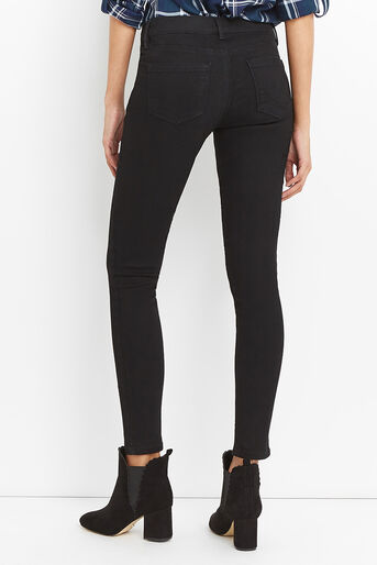 Oasis, Classic Skinny Jeans Black 3