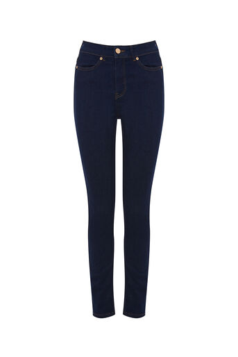 Oasis, STILETTO SKINNY Dark Wash 0