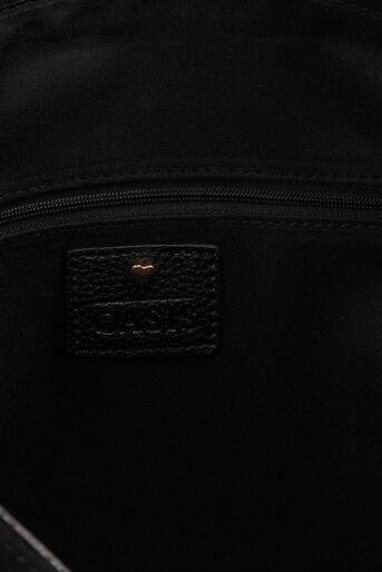 Oasis, ZIP HOBO BAG Black 4