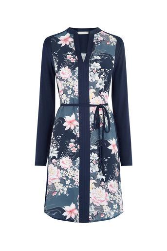 Oasis, LOTUS SHIRT DRESS Multi 0