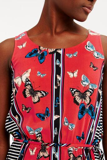 Oasis, BUTTERFLY SUN DRESS Multi 4