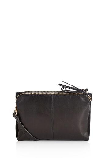 Oasis, Leather Daria Triple Black 0