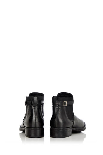 Oasis, AMBER CHELSEA BOOT Black 4