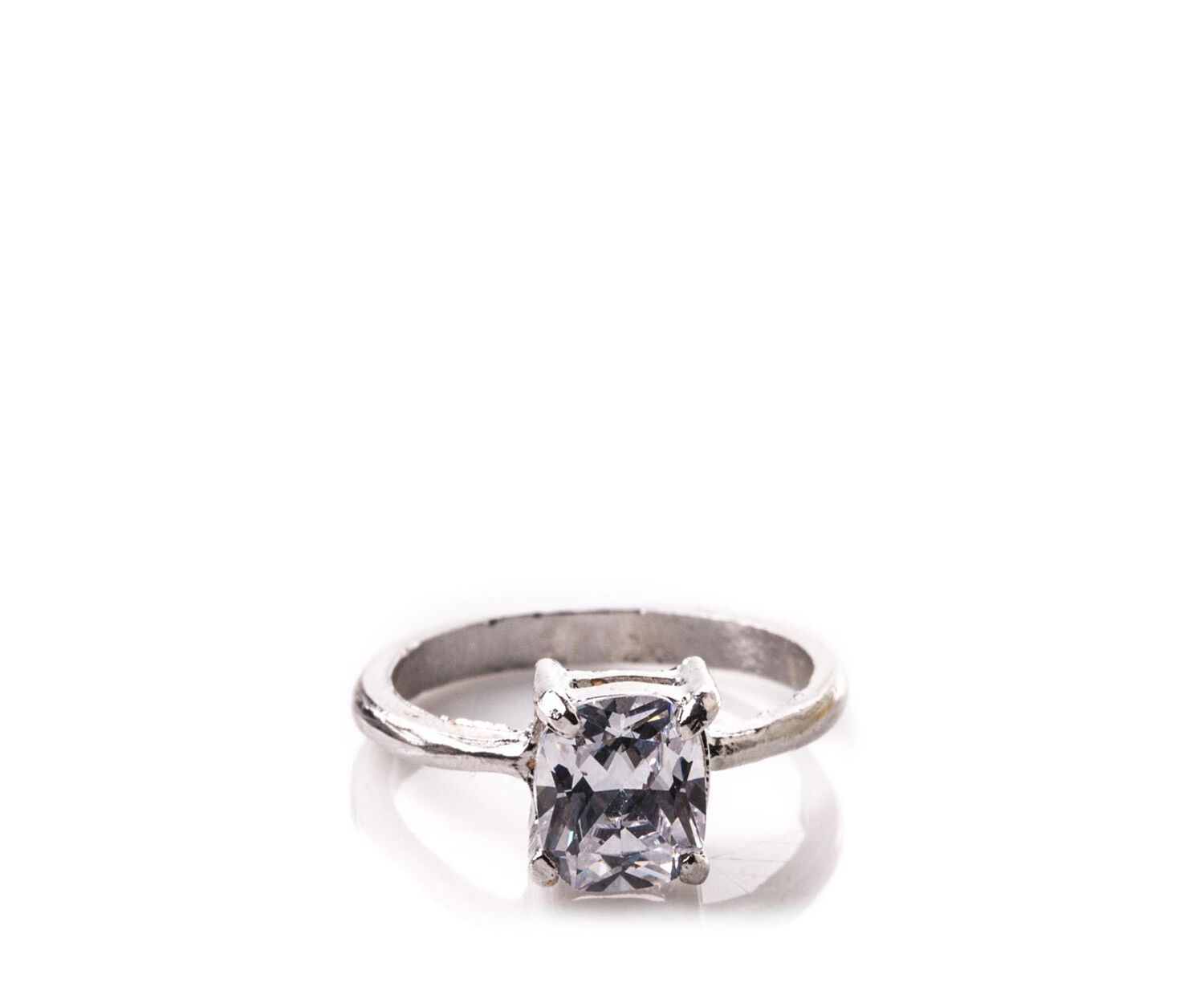 Oasis, SOLITAIRE RING Silver 1