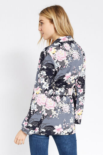 Oasis, LOTUS SOFT BLAZER Multi 2