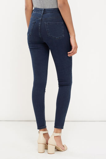 Oasis, Blue/Black lily Navy 3