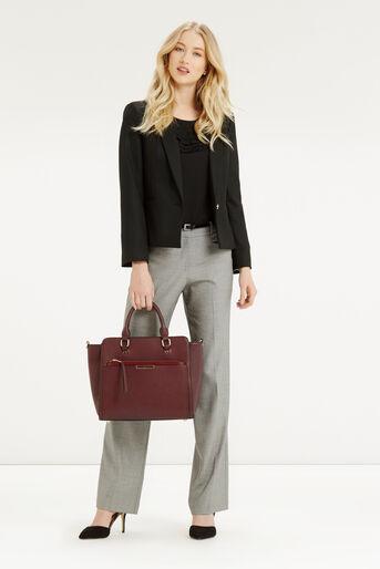 Oasis, Alba Workwear Jacket Black 2