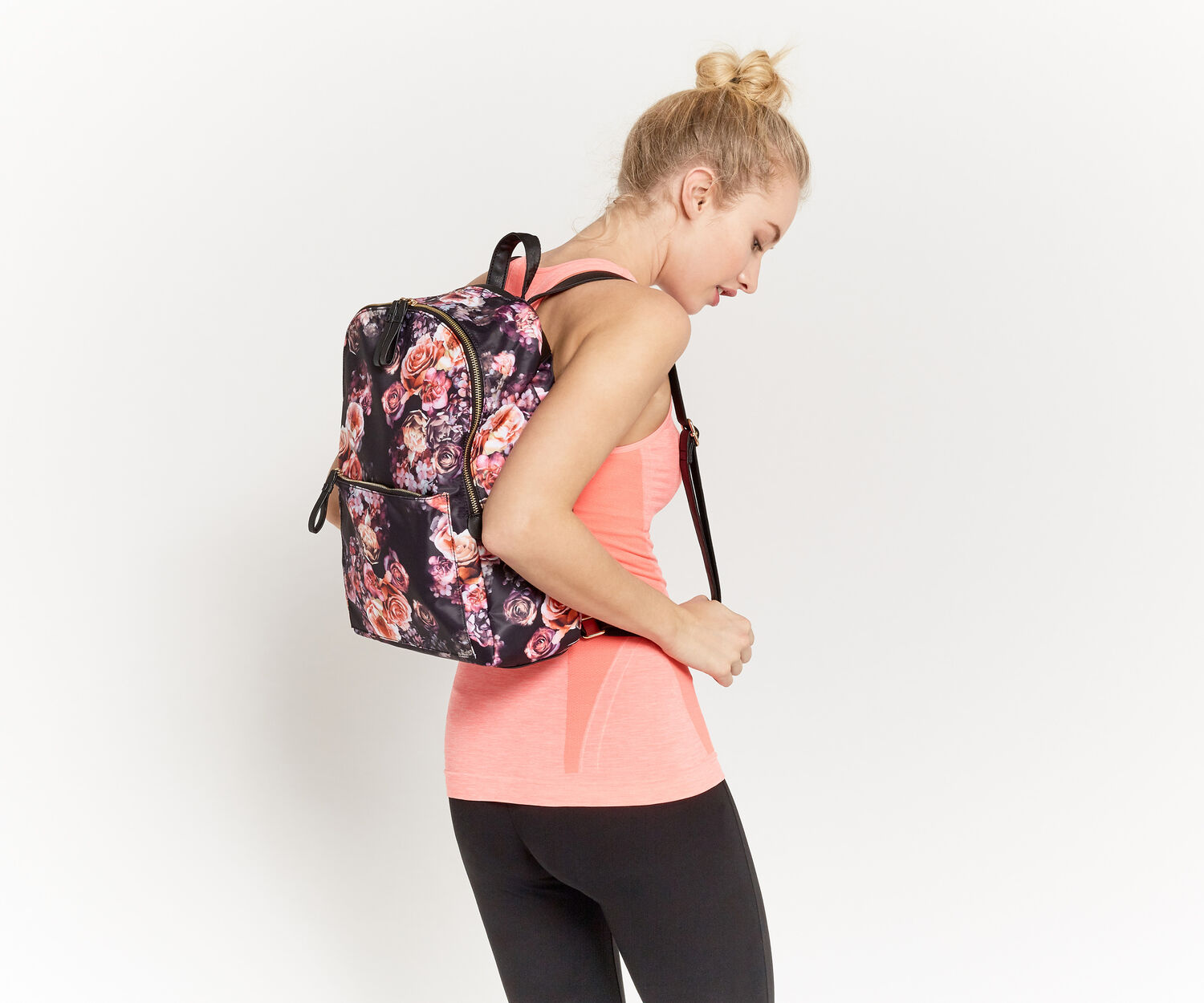 Oasis, PINEAPPLE BACKPACK Multi 1
