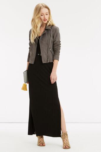 Oasis, Vest Maxi Dress Black 2