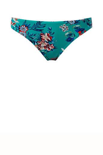 Oasis, Malay Bikini Pant Light Blue 0