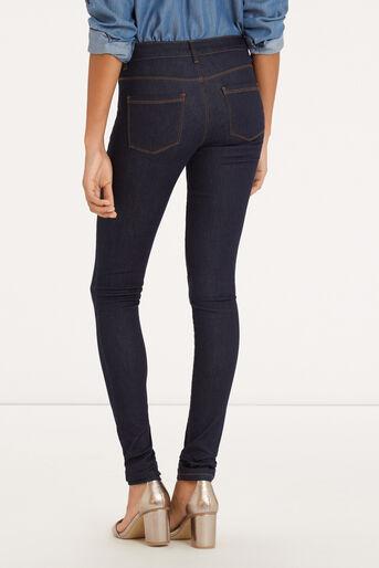 Oasis, Classic Skinny Jeans Dark Wash 3