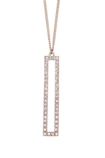 Oasis, Sparkle Pendant Necklace Crystal 1