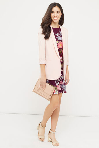 Oasis, BOTANY LACE DRESS Berry 2