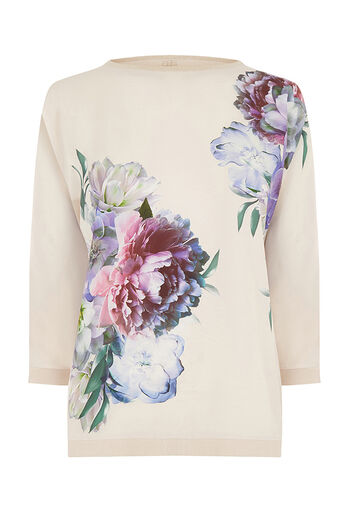 Oasis, WILD FLORAL KNIT Lilac 0