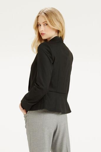 Oasis, Alba Workwear Jacket Black 3