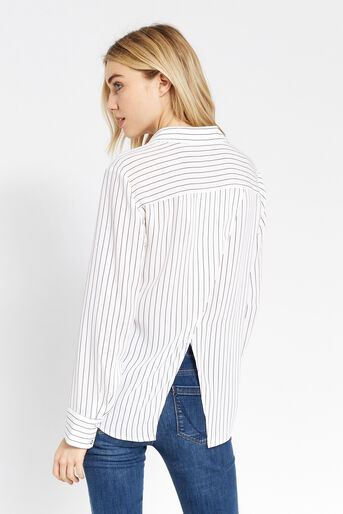 Oasis, STRIPE SHIRT Multi Natural 3