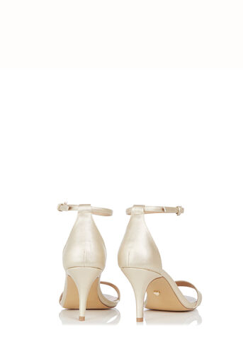 Oasis, Barely-There Sandal Gold 2