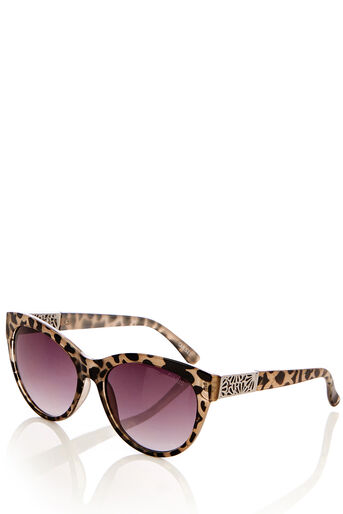 Oasis, AUDREY SUNGLASSES Mid Grey 0
