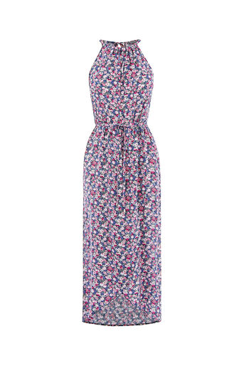 Oasis, DITSY MIDI DRESS Multi 0