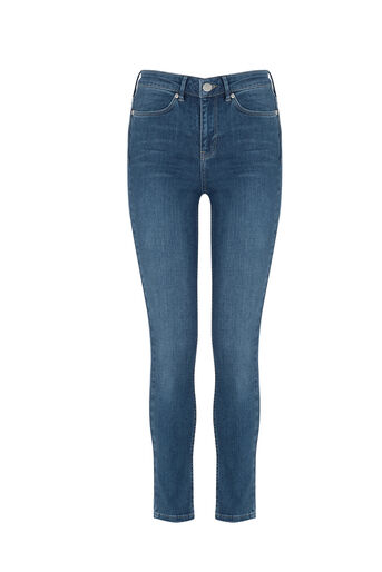Oasis, Stiletto Skinny Jeans Denim 0