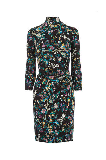 Oasis, V&A RUCHE DRESS Multi 0