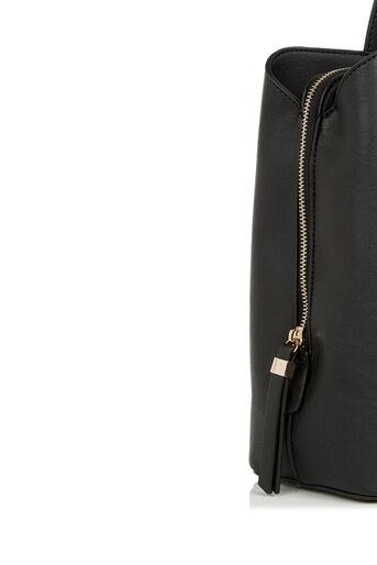 Oasis, Talulah Triple Compartment Bag Black 3
