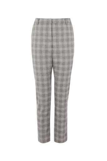 Oasis, PRETTY CHECK TROUSER Multi 0