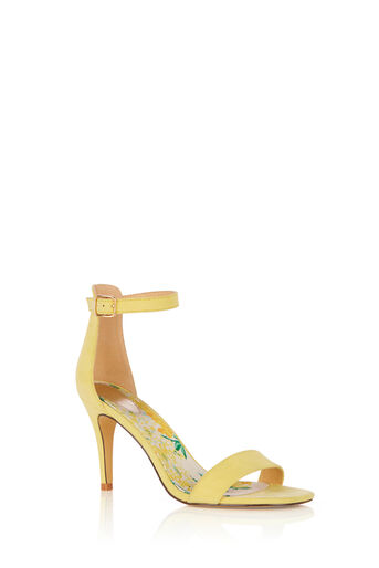 Oasis, ESTELLA HEEL Mid Yellow 0