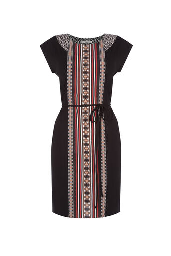 Oasis, Deco Patterned Tunic Multi 0