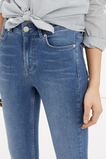 Oasis, Ankle Detail Lily Jean Denim 4