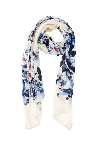 Oasis, LILY SCARF Multi 0