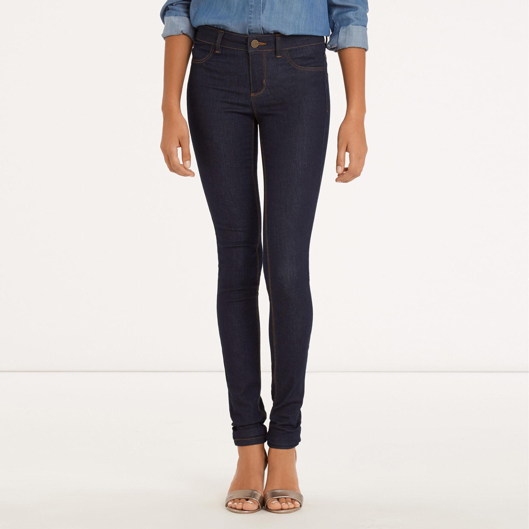 Oasis, Classic Skinny Jeans Dark Wash 1