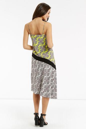 Oasis, Sintra Tile Midi Dress Multi 3