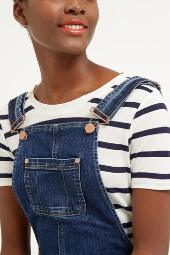 Oasis, Millie dungaree Denim 4