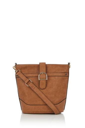 Oasis, BONNIE BUCKET BAG Tan 0