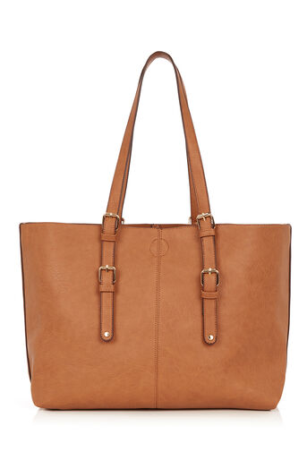 Oasis, MAGS TOTE Tan 0