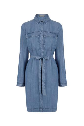 Oasis, Belinda denim dress Denim 0