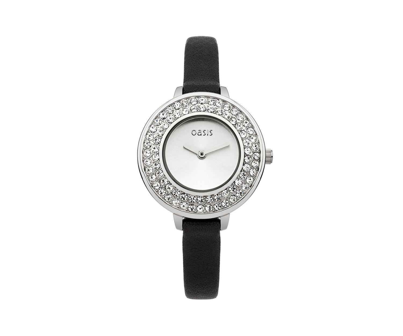 Oasis, B1519 Watch Noir 0
