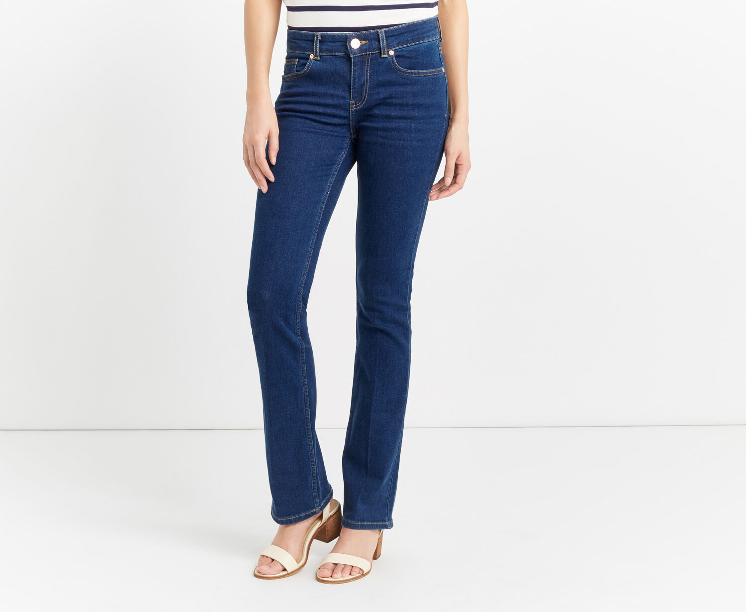 Oasis, MID WASH EVA Denim 1