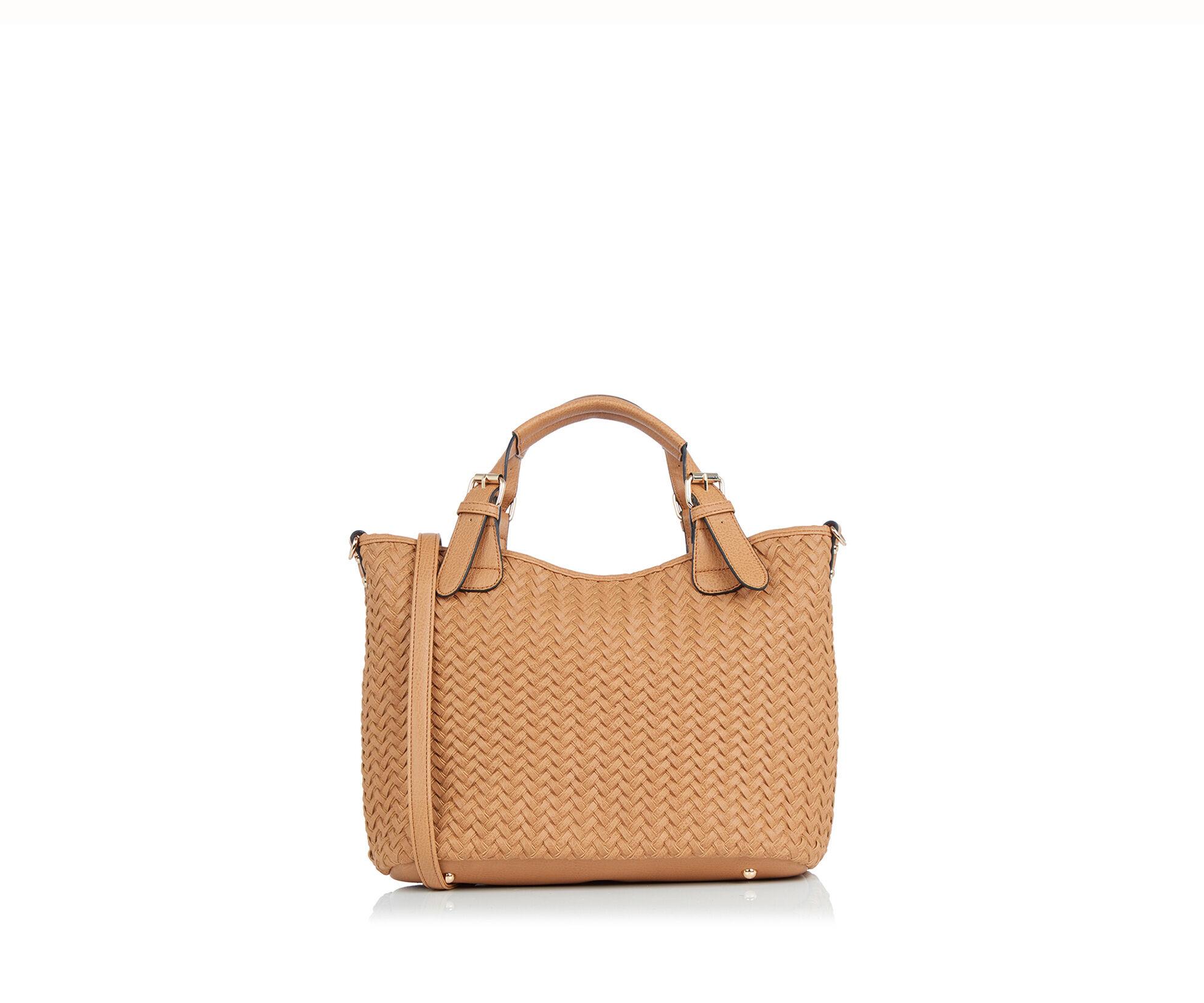 Oasis, Winnie Weave Shopper Tan 0