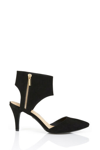 Oasis, COURT SHOE Black 0