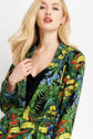 Oasis, TROPICAL CUBA SOFT BLAZER Multi 4