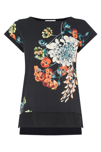 Oasis, FAR EASTERN VINE TOP Black 0