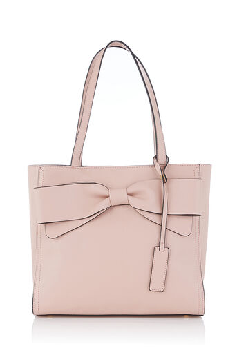 Oasis, BILLIE BOW TOTE Mid Neutral 0