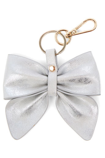 Oasis, BOW KEYRING Silver 0