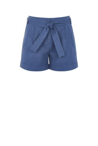 Oasis, CASUAL SHORT Mid Blue 0