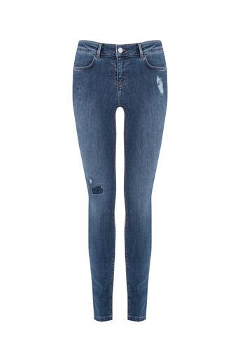 Oasis, Classic Skinny Jeans Denim 0