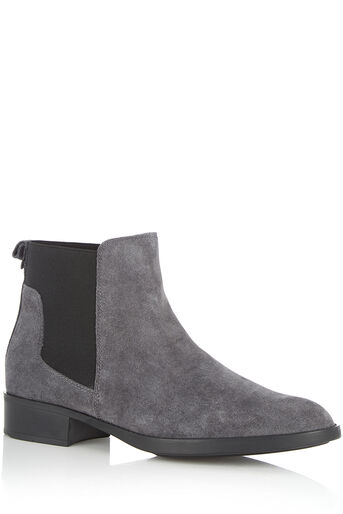 Oasis, AILEE ANKLE BOOT Mid Grey 0